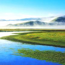 红原县红原大草原